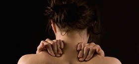 Neck pain chiropractic treatment