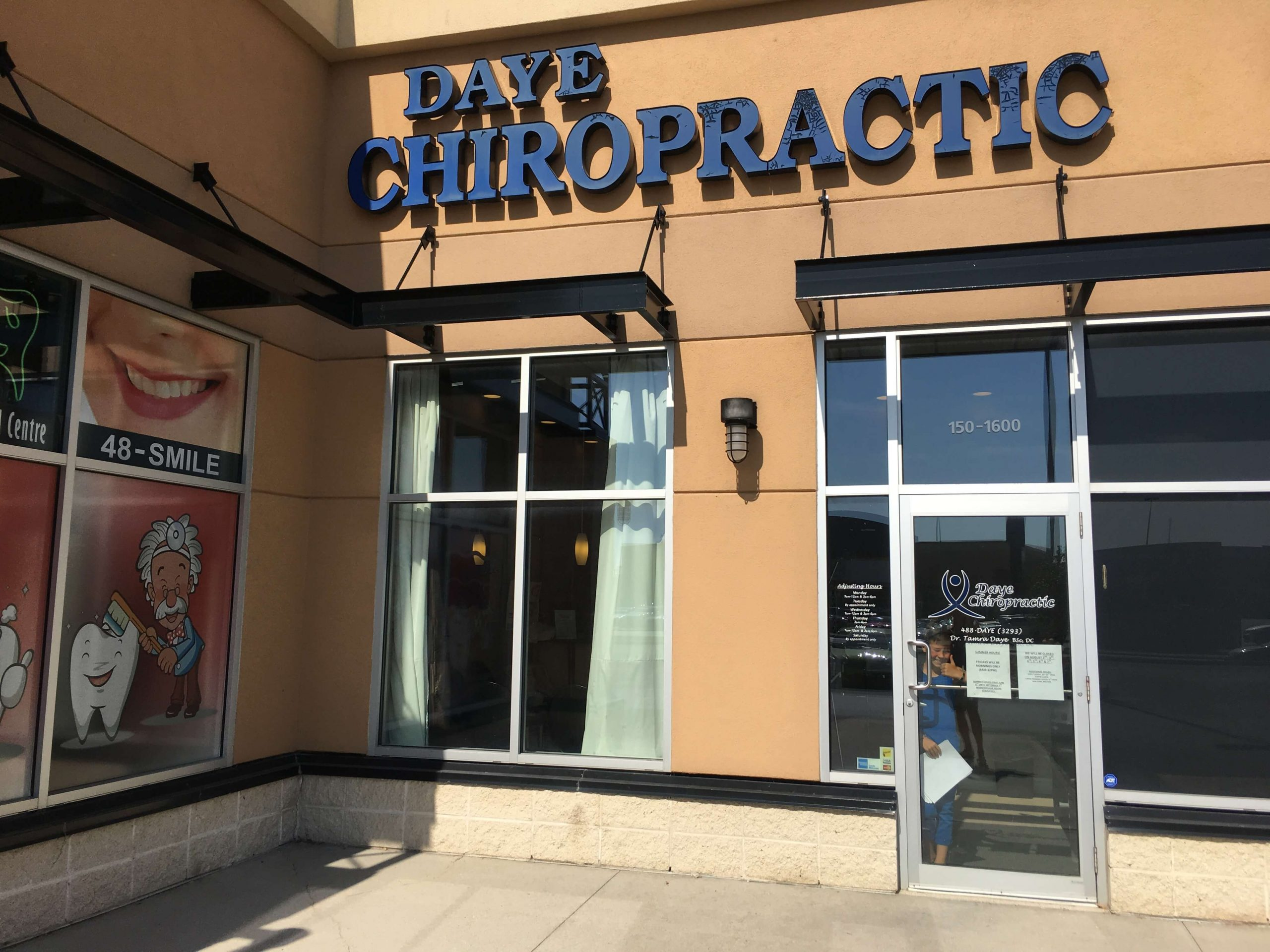 Chiropractors Office in Winnipeg MB