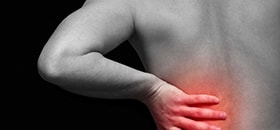 Back pain chiropractic treatment